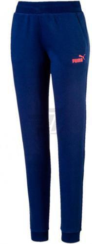 Штани Puma ESS No.1 Sweat Pants FL W 83842518 р. L синій