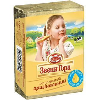 Сир плавлений Звенигора оригінальний 90г