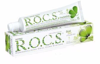 Зубна паста ROCS