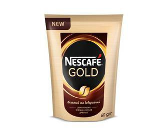 Кава Nescafe Gold Розчинна 60г