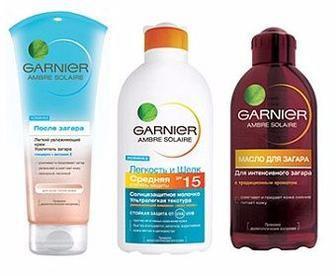 Засоби для догляду за шкірою обличчя Garnier