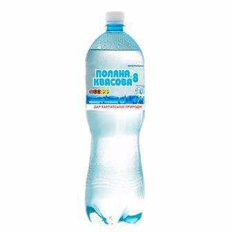 Мінеральна вода Поляна Квасова 1,5л Алекс