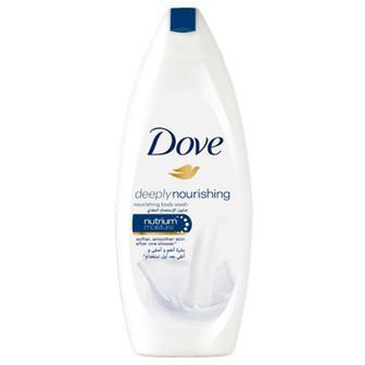 Крем-гель для душу Dove живлення та зволоження 250мл