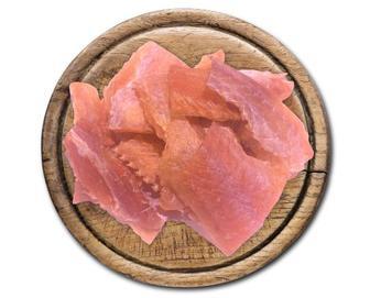 Спинка тріски солоно-сушена, кг