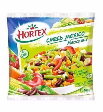 Салат Mexico Hortex 400г