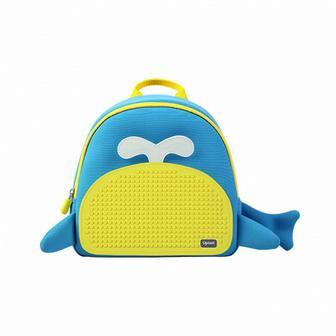 Рюкзак Upixel Blue Whale Upixel Сине-желтый (WY-A030O)