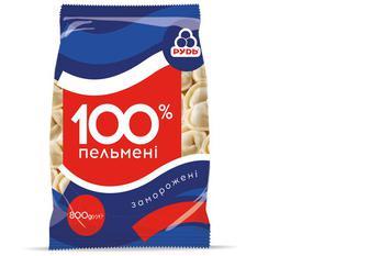 Пельмені 100%, Рудь, 800г