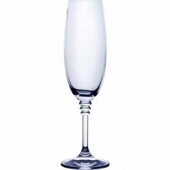 Набір бокалів 2шт для шампанського 190мл
