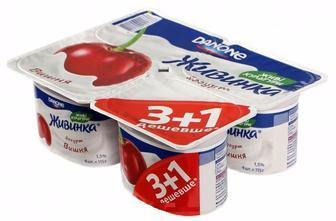 Йогурт Живинка 1.5% Danone 460г