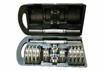Набір гантелей 15 кг SС-8035 И877