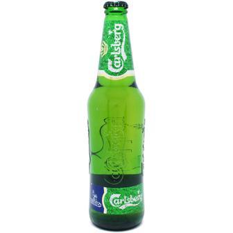 Пиво світле Carlsberg 0,5 л