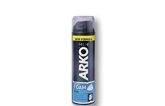 Піна для гоління Cool, аерозоль Arko 200 мл