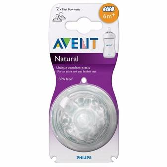 Соска Avent Natural