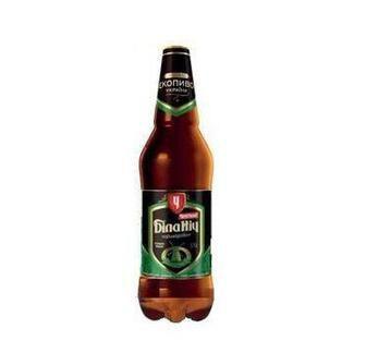 Пиво темне Біла Ніч Чернігівське 1 л