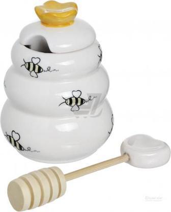 Банка для меду Ягоди 240 мл 841370 DFS