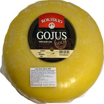 Сыр Гоюс GOLD 40% РОКІШКІО 100 г