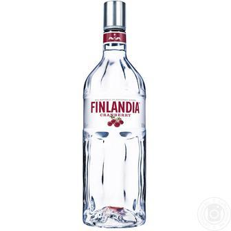 Горілка Фінляндія та журавлина біла Фінляндія 500мл