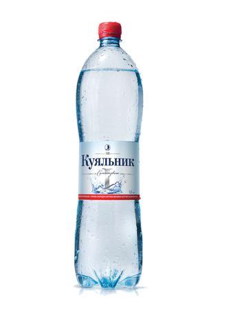 Вода Куяльник Новий №1 мінер.1,5л