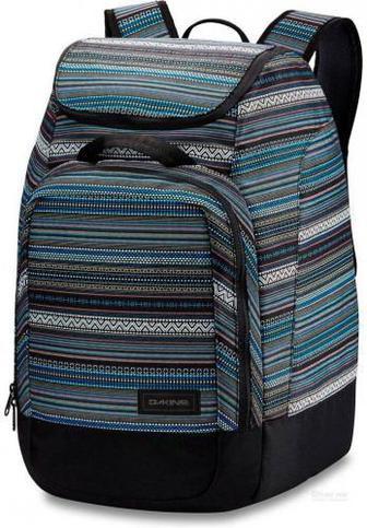 Спортивна сумка Dakine 100-014-55BT 50 л чорний із блакитним
