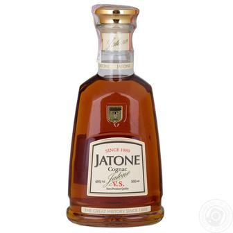 Коньяк 3* 0,5л Jatone