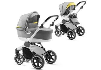 Дитяча коляска універсальна 2 в 1 Jedo LARK T-LINE 5