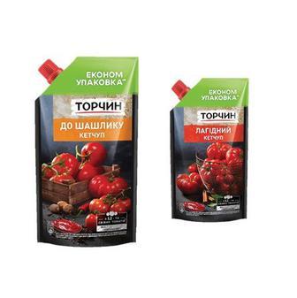 Кетчуп Торчин 400г