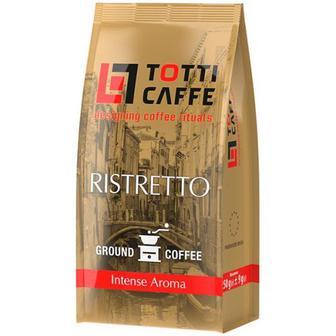 Кава Totti Ristretto мелена 250г