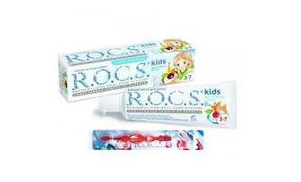 Детские средства для ухода за полостью рта Rocks