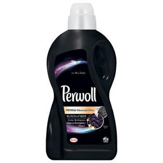 Скидка 36% ▷ Засіб рідкий для прання темних і чорних речей Perwoll 1800мл