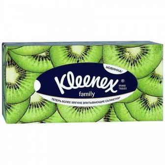 Салфетки Kleenex Family универсальные 150 шт