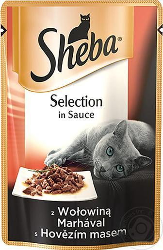 Корм для котів Sheba 85 г