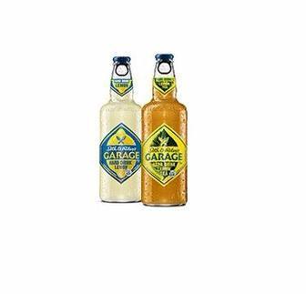 Пиво Хард Лимон Теа Гараж 0,44л