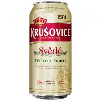 Пиво Радомишль Крушовіце світле 0,5л з/б
