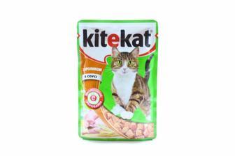 Корм для котів 100г Kitekat