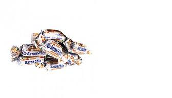 Конфеты Батончик хрустящий, Житомирські ласощі, 100г