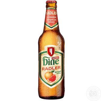 Пиво Радлер Біле грейпфрут-апельсин 0,5л