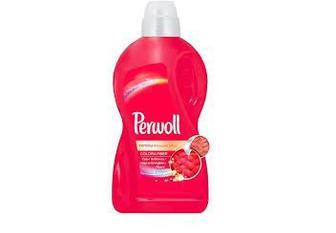 Средство для деликатной стирки цветных вещей Perwoll Advanced Color жидкое 1800 мл