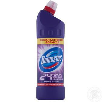 Средство чистящее универсальное Domestos Свежесть лаванды 24 часа 1 л