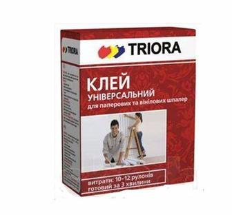 Клей для шпалер Triora універсальний на 8-10 рулонів