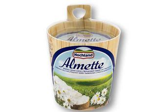 Сир творожний Almette вершковий, 60% Hochland 150 г