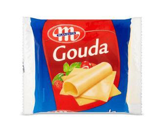 Сир плавлений Mlekovita, 49% жиру, Гауда, 130г