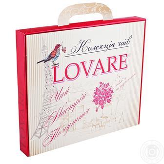 Чай Lovare Колекція 60пак 12 видів 140г