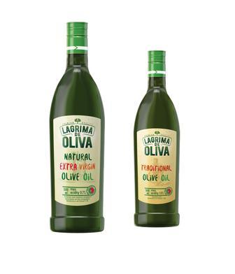 Скидка 44% ▷ Олія оливкова Екстра Вірджін або Традиційна Лагріма дел Оліва 250 мл
