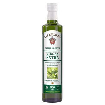 Масло оливковое экстра верджин Сан Эдуардо 0,25 л