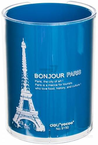 Підставка для ручок Paris 9150 Deli
