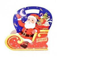 Подарочный набор Санта в санях, ROSHEN, 271г