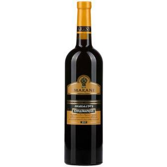 Вино Marani Кіндзмараулі червоне напівсолодке 0,75л