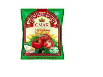 Майонезний соус «Весняний» Королівський смак, 380г
