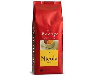 Кава мелена Nicola Bocage Cremoso, 250 г