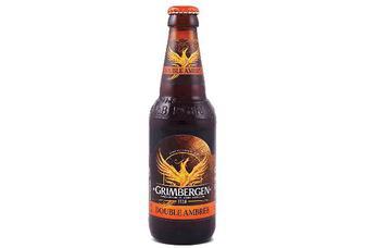 Пиво Grimbergen Double-Ambree, темне, 0,33л